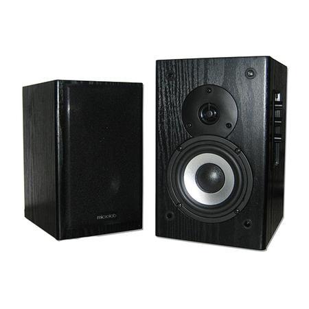 Caixa de Som Microlab Speaker 2.0, 24W RMS - B-72