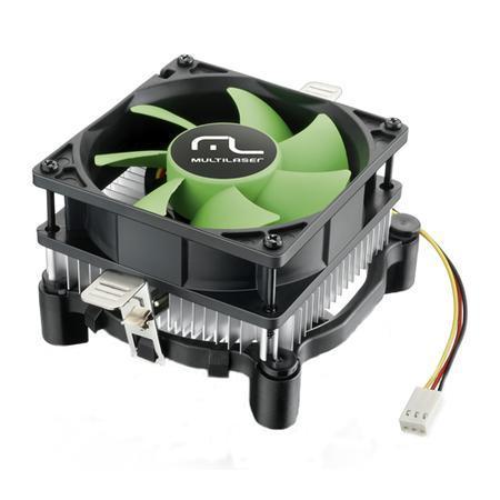Cooler para Processador Multilaser AMD/Intel GA120