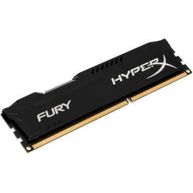 Memória HyperX Fury, 4GB, 1333MHz, DDR3, CL9, Preto - HX313C9FB/4