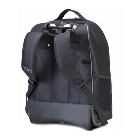 Mochila c/ Rodinha Targus p/ Notebook até 16´ - Compact Rolling Backpack TSB750US Preta