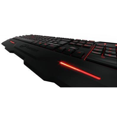 Teclado Gamer Ozone Gaming Gear, LED - OZBLADE