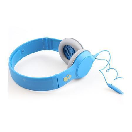 Fone de Ouvido Headphone Cassette Azul Skullcandy S5csdy-220