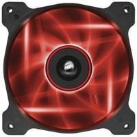 Cooler FAN Corsair 120mm Air Séries AF120 Quiet Edition com LED Vermelho - CO-9050015-RLED