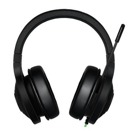 Headset Gamer Razer Kraken Black com Microfone - USB