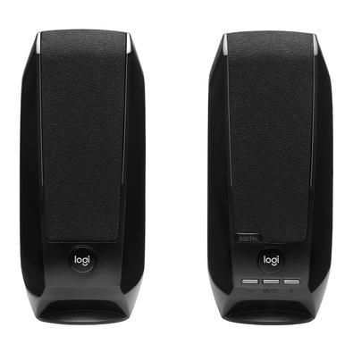 Caixa de Som Logitech S150 1.2W RMS USB Preto - 980-001004
