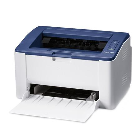 Impressora Xerox Phaser 3020, Laser, Mono, Wi-Fi, 110V - 3020/BI