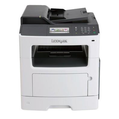 Impressora Lexmark Mono, USB - MX410DE