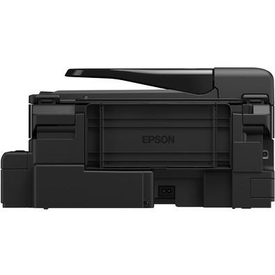 Multifuncional Epson Laser, Mono Wi-Fi WorkForce - M205