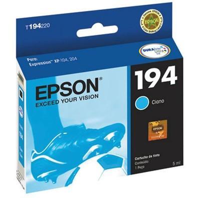 Cartucho Epson 194 3ml Ciano T194220br
