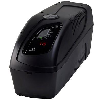 Nobreak Senoidal Ragtech Easy Pro 1400VA, CBu, Trivolt / 115V, USB, RJ-11, True Full Range, Conexão para Bateria - 4035