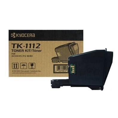 Toner Kyocera Preto - TK-1112ST