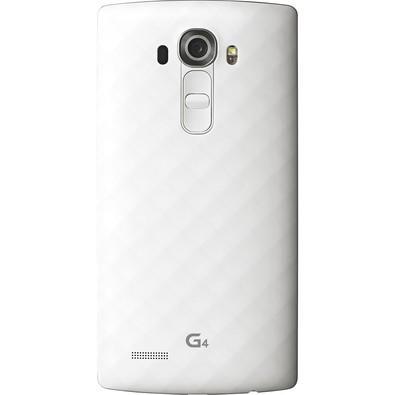 Smartphone LG G4, 32GB, 16MP, Tela 5.5´, Branco - H818P
