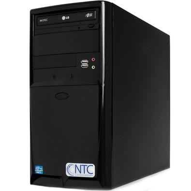Desktop Ntc 5407 Amd Fx-4300 3.80ghz 4gb 1tb Intel Hd Graphics Linux