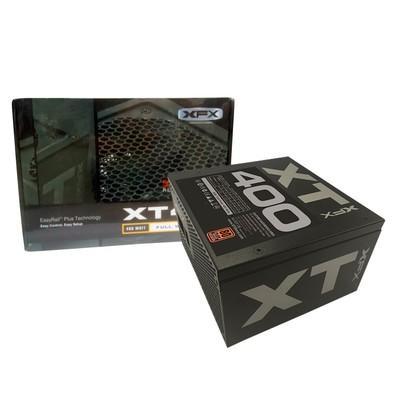 Fonte XFX 400W 80 Plus Bronze - P1-400B-XTFR