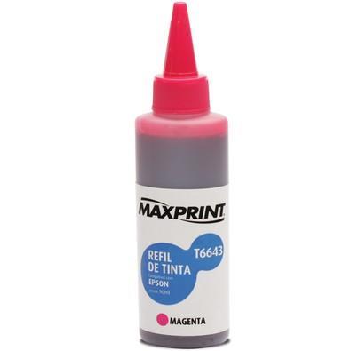 Refil de Tinta Maxprint para Epson - 664320 Magenta