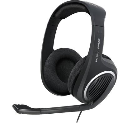 Headset Sennheiser Gamer Preto - PC 320