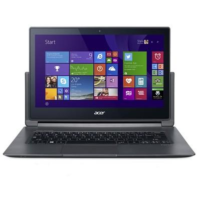 Notebook - Acer R7-371t-76uv I7-5500u 2.40ghz 8gb 256gb Ssd Intel Hd Graphics 5500 Windows 8 Aspire R 13,3