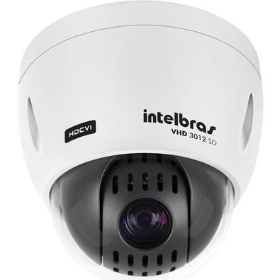 Câmera Intelbras Speed Dome Hdcvi 720p 1 Mega Hd Vhd - 3012sd