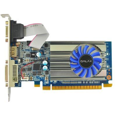 Placa de Vídeo Galax NVIDIA GeForce GT 710 Mainstream 2GB, GDDR3 - 71GPH4HXJ4FN
