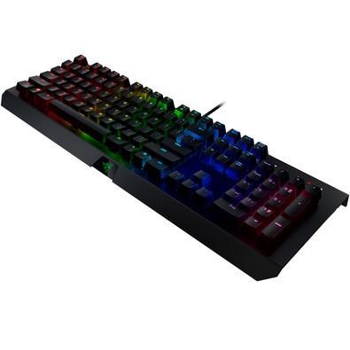 Teclado Mecânico Gamer Razer Blackwidow X Chroma, Switch Razer Green, US - RZ03-01760100-R3U1