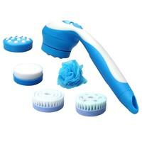 Massageador Relaxmedic Complete Bath Azul RM-MB0719 Pilhas