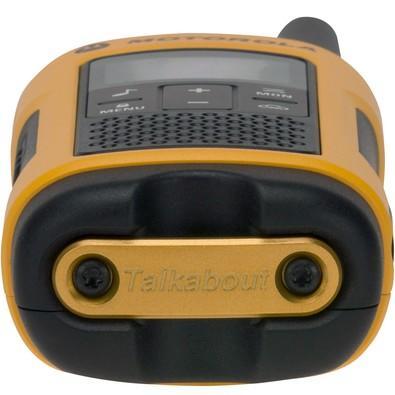 Rádios Motorola TalkAbout T400BR 26 Canais 35Km 60484