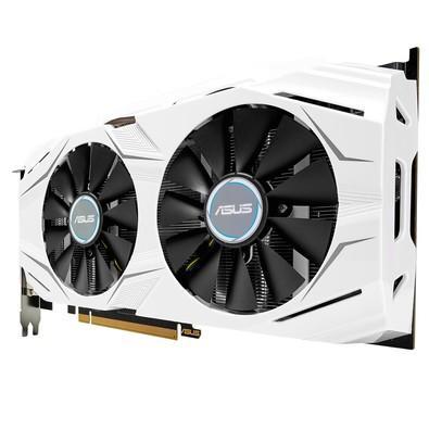 Placa de Vídeo Asus NVIDIA GeForce GTX 1070 Dual OC 8GB, GDDR5 - DUAL-GTX1070-O8G