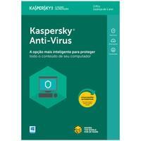 Kaspersky Antivírus 2018 3 PCs - Digital para Download