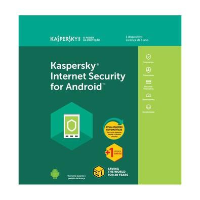 Kaspersky Internet Security 2018 para Android 1 Dispositivo - Digital para Download