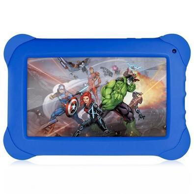 Tablet Multilaser Disney Vingadores 8GB Wifi Tela de 7 Polegadas Azul - NB240