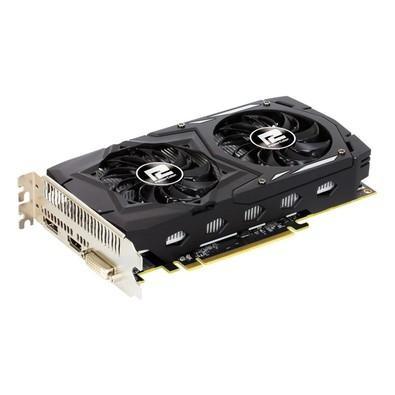 Placa de Vídeo VGA PowerColor AMD Radeon RX 460 Red Dragon 4GB GDDR5 AXRX 460 4GBD5-DHV2/OC