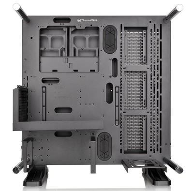 Gabinete Thermaltake Core P3 Wall Mount SGCC Preto - CA-1G4-00M1WN-02