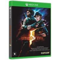 Game Resident Evil 5 Xbox One