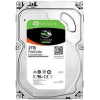 SSHD Seagate SATA 3,5´ Híbrido (8GB SSD) FireCuda 2TB 7200RPM 64MB Cache SATA 6,0Gb/s - ST2000DX002
