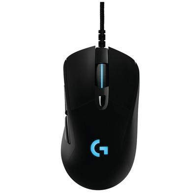 Mouse Gamer Logitech G403 RGB Lightsync, 6 Botões, 12000 DPI - 910-004823