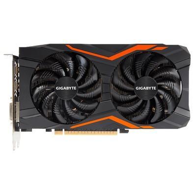 Placa de Vídeo VGA Gigabyte NVIDIA GeForce GTX 1050 Ti G1 Gaming 4GB, GDDR5, 128 Bits - GV-N105TG1 GAMING-4GD