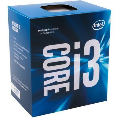 Processador Intel Core i3-7100 Kaby Lake, Cache 3MB, 3.9GHz, LGA 1151 - BX80677I37100