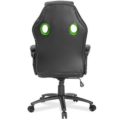 Cadeira Gamer DT3sports GT, Black Light Green - 10518-5