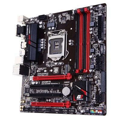 Placa-Mãe Gigabyte GA-B150M-Gaming 3, Intel LGA 1151, mATX, DDR4