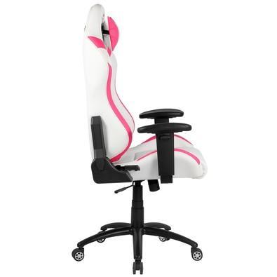 Cadeira Gamer Alpha Gamer Gamma White/Pink