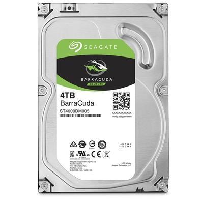 HD Seagate BarraCuda, 4TB, 3.5´, SATA - ST4000DM005