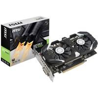 Placa de Vídeo MSI NVIDIA GeForce GTX 1050 Ti 4GT OC 4GB, GDDR5
