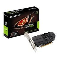Placa de Vídeo VGA Gigabyte NVIDIA GeForce GTX 1050 Ti OC Low Profile 4GB, GDDR5, 128 Bits - GV-N105TOC-4GL
