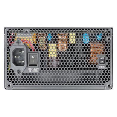 Fonte EVGA 550W 80 Plus Gold Modular SuperNova Modo ECO 220-G3-0550-Y