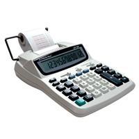 Calculadora Procalc Impressão, 12 dígitos LP25 Branca