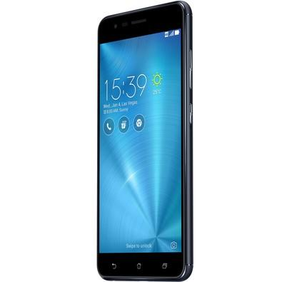 Smartphone Asus Zenfone 3 Zoom, 32GB, 12MP, Tela 5.5´, Preto - ZE553KL-3A025BR