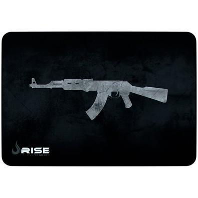 Mousepad Gamer Rise Mode AK47, Speed, Grande (420x290mm) - RG-MP-05-AK