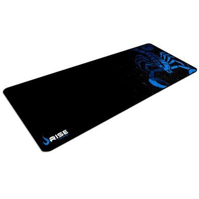 Mousepad Rise Gaming Scorpion Costurado Extended Fibertek - RG-MP-06-SK