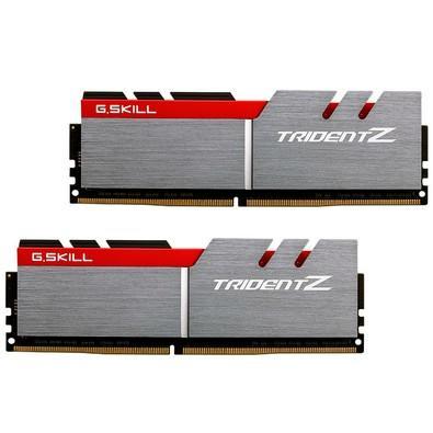Memória G.SKill Trident Z 16GB (2x8GB) 3000MHz DDR4 CL 15 - F4-3000C15D-16GTZ