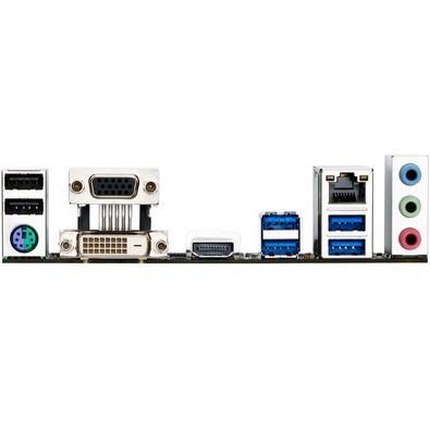 Placa-Mãe Gigabyte GA-B250M-DS3H, Intel LGA 1151, mATX, DDR4